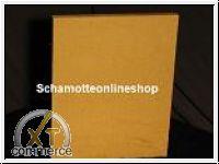 Schamotteplatte 500/500/64 mm